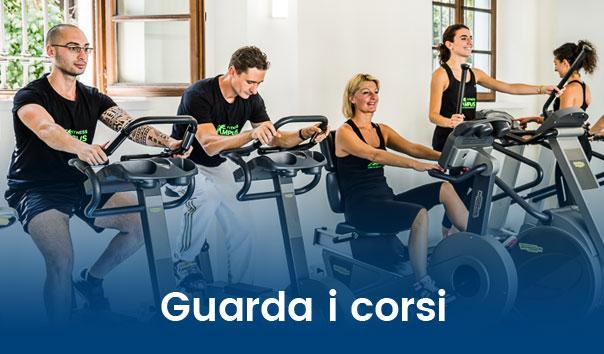 Banner corsi Fitness Campus Novara