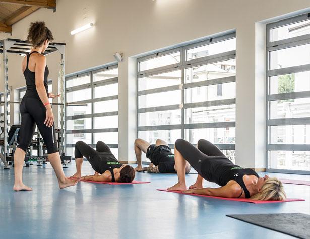 Palestra pilates Novara Fitness Campus