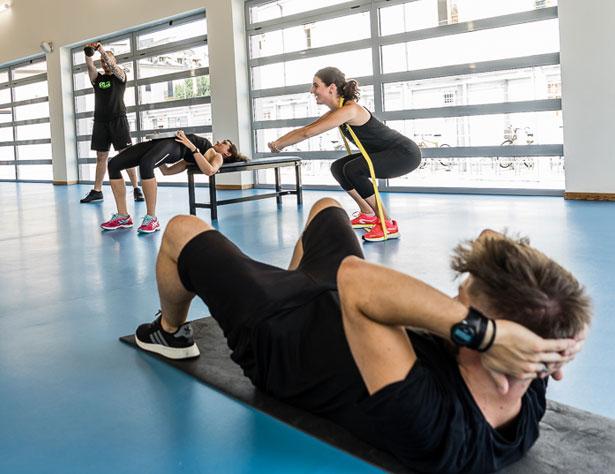 Corso di pilates Novara palestra Fitness Campus