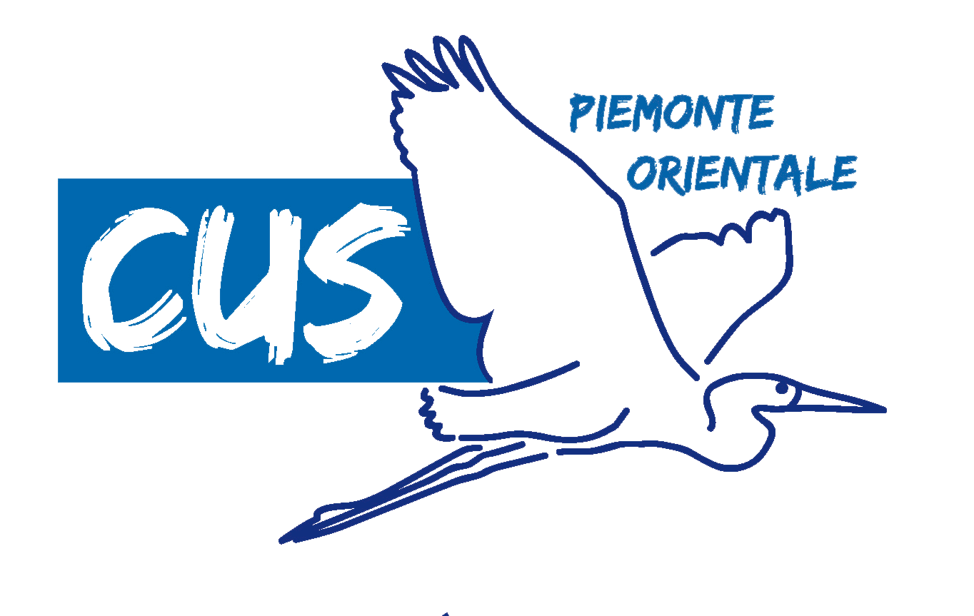 Logo CUS Piemonte Orientale