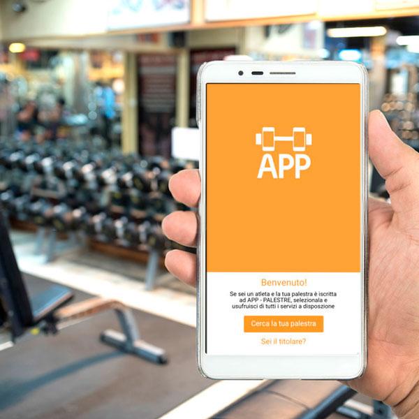 app per prenotare i corsi in palestra